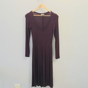 Wilfred Free XS Maroon Dress